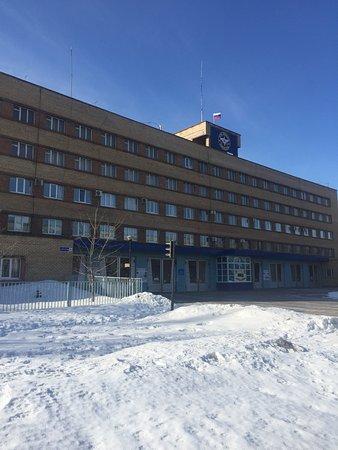 Тольяттинский музей пожарной охраны
