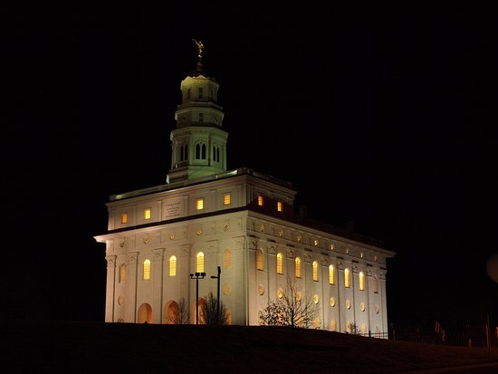 Photo taken at Nauvoo on 6 April 2011