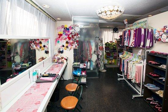 Kimono Rental Kinahare