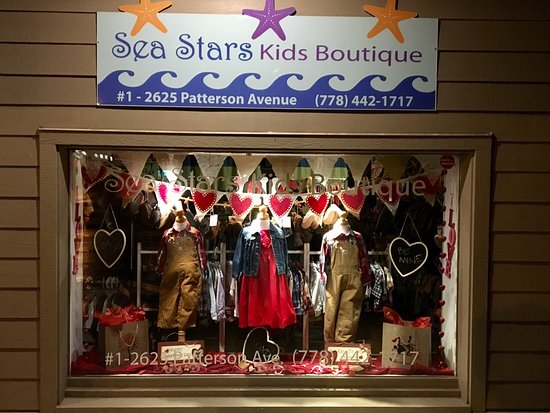 Armstrong, Kanada: Sea Stars Kids Boutique
