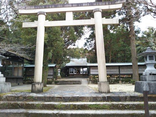 2の鳥居 - 屋久島町、益救神社の...
