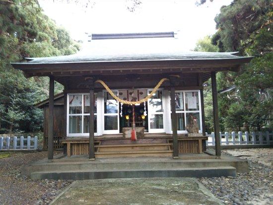 境内2 - 屋久島町、益救神社の写...
