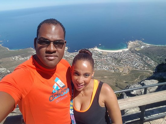 Table Mountain Walks