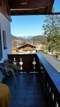 Krun, Germany: Balkon