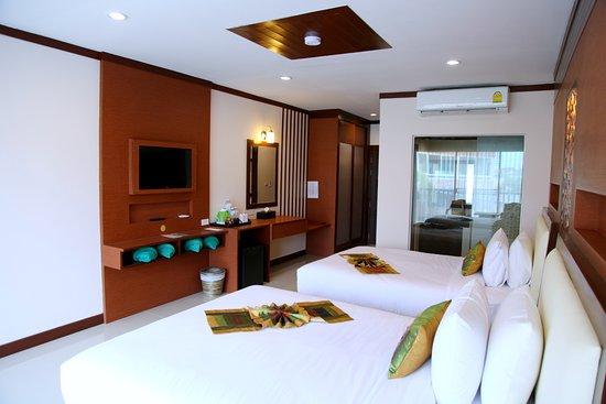 Chivatara Resort Bangtao Beach, Phuket