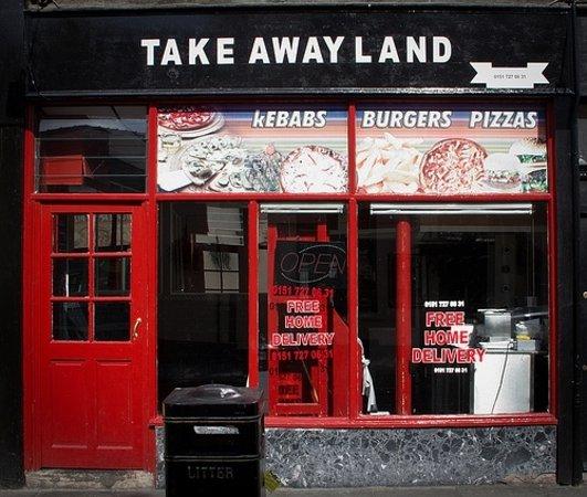 Just Eat Takeaway Land Liverpool Traveller Reviews