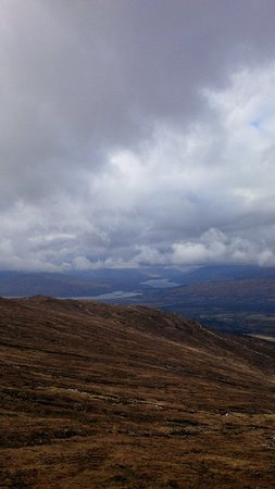 Torlundy, UK: View to Fort William