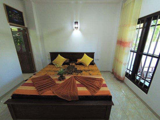 Paddy Field View Resort: Room #1 interior 2 & Room #1 interior 2 - Picture of Paddy Field View Resort Weligama ...