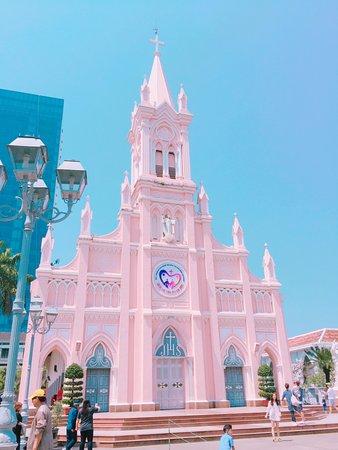 Danang Cathedral : 教堂外觀