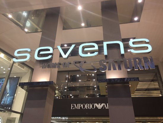 Sevens Home of Saturn