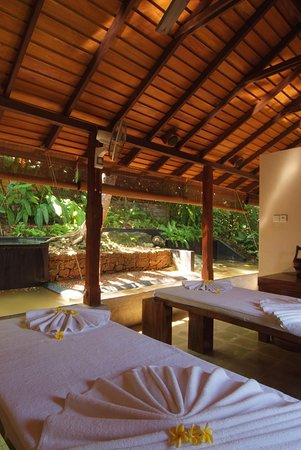 Sahana Spa at Saman Villas