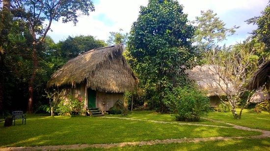 Punta Gorda, Belize: Thatched casitas