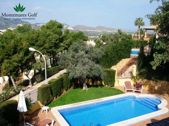 Montemares Golf - Luxury Apartments: Villa