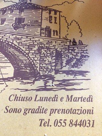 Vicchio, Italia: telefono