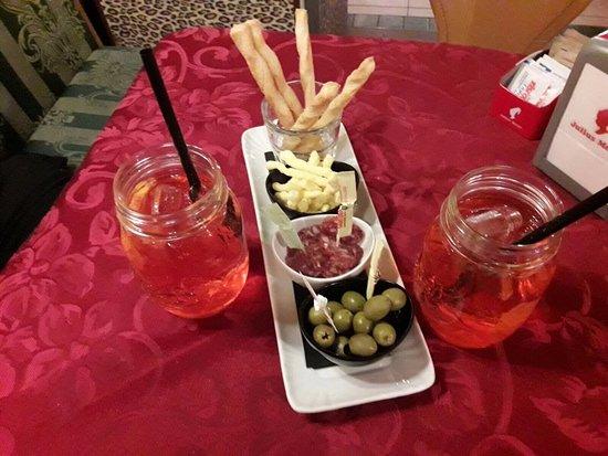 Renee Centamore: un ottimo aperitivo da Renee