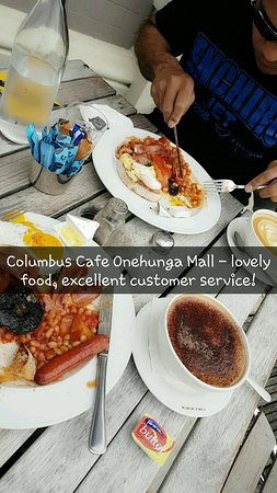 Columbus Coffee-Onehunga Mall