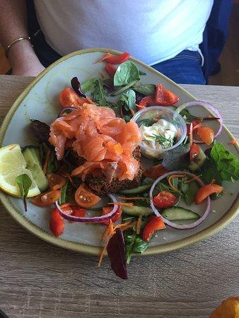 Killybegs, Irlanda: Beautiful lunch!