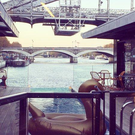 95cdbf9fa1b210 Très belle vue. Un bar et un hôtel tendance. - Picture of Hotel OFF ...