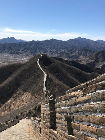 ‪Great Wall at Huanghuacheng‬