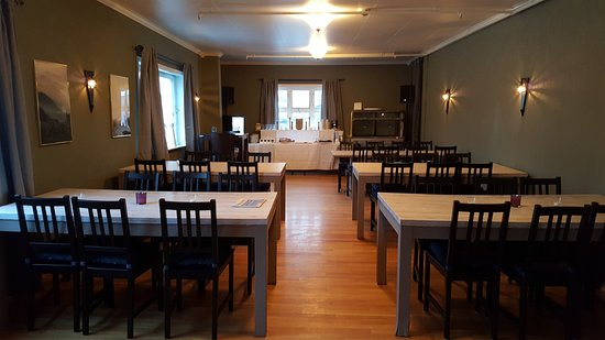 Sauda, Norway: Breakfast Room