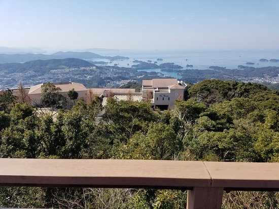 Ishidake Observatory: Beautiful view of Sasebo