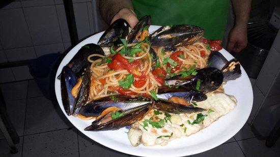 Restaurante Domus Pompei: UN PLATO ESPECIAL DE LA CASA POMPEI EN ARRECIFE