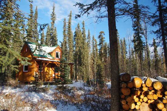 Wheaton River Wilderness Retreat: River Cabin