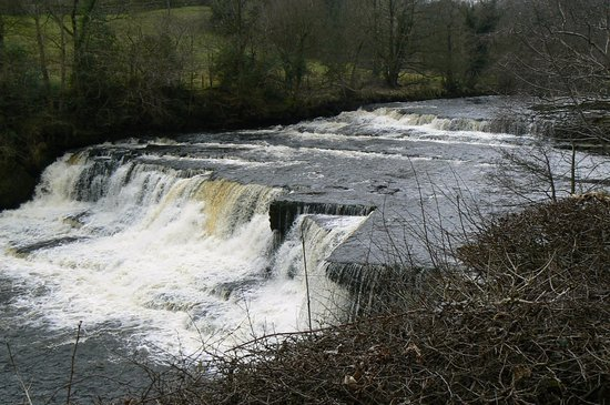 Carperby, UK: close to the wheatsheaf, Aysgarth falls