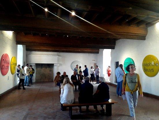 Agnès Thurnauer - Exposition temporaire - Château de Montsoreau