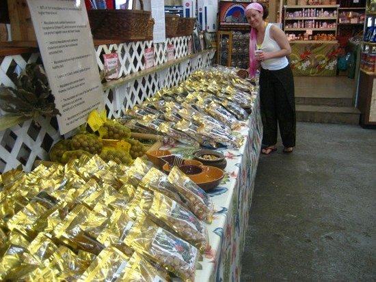 Kaneohe, هاواي: The market