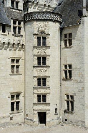 Château de Montsoreau. Credit photo: Bruno Rousseau