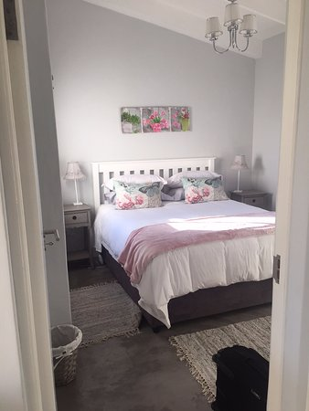 Grabouw, South Africa: Queen Size bed