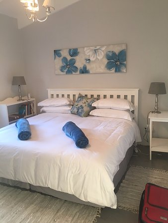 Grabouw, South Africa: King Size Bed