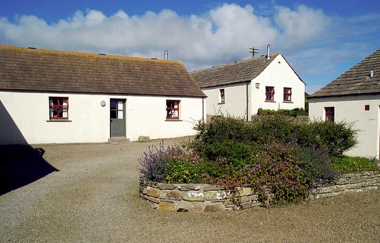 Evie, UK: Out 2 self catering cottages