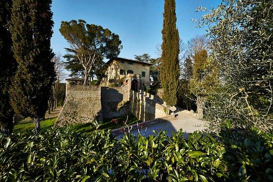 Vagliagli, Italia: La villa rinascimentale dell'Aiola