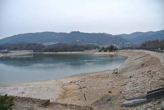 Kitayama Reservoir Pond