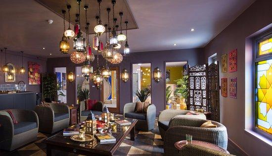 Sands Resort Hotel & Spa: Moroc Spa Garden