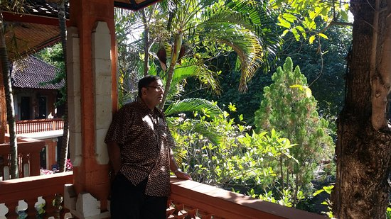 Rambutan Boutique Hotel: view from the balcony