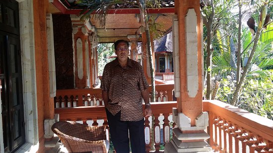 Rambutan Boutique Hotel: Balcony