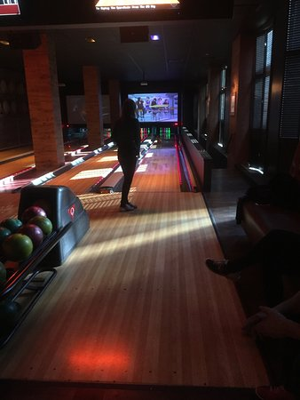 Photo of Bowling Alley Bowlmor Times Square at 222 W 44th St, New York, NY 10036, United States
