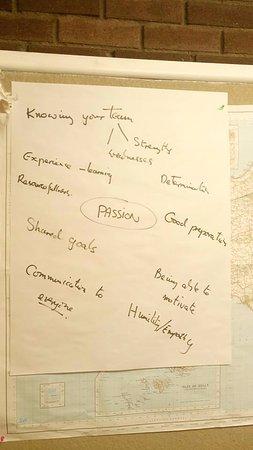 Falmouth, UK: Passion!!