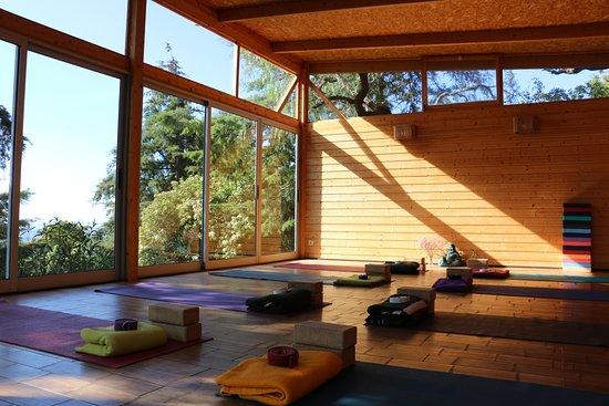Karma Surf Retreat Lisbon: Yoga-Haus mit Meerblick