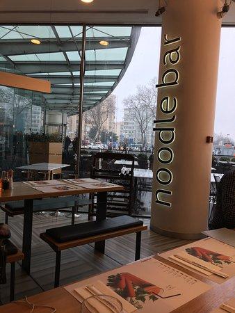 Photo of Japanese Restaurant Wagamama at Buyukdere Cad. Kanyon Alisveris Merkezi No:185 K:giris, Istanbul 34384, Turkey