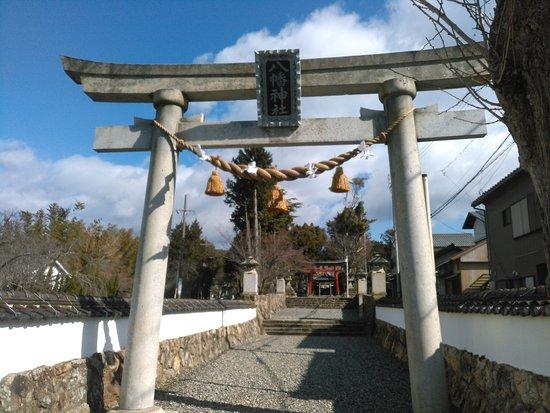 二川八幡神社