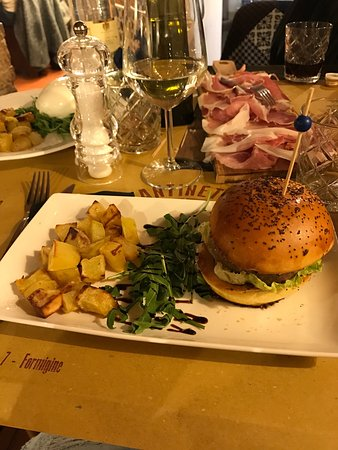Hamburger di qualità!