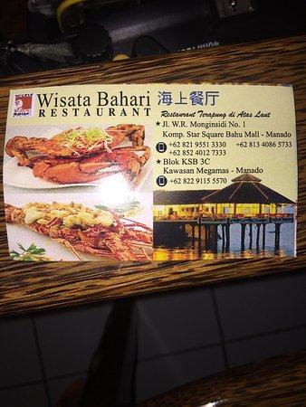 Отличный ресторан для здешних мест