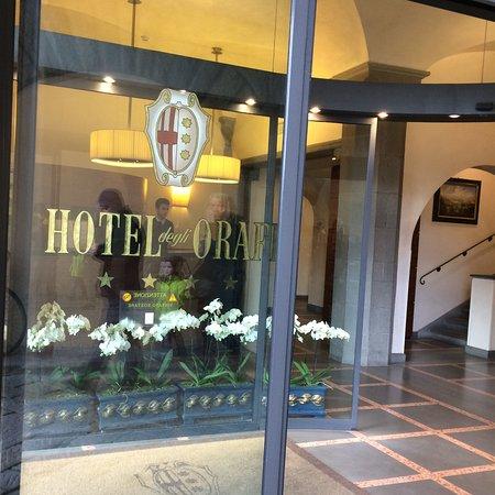Hotel Degli Orafi صورة فوتوغرافية