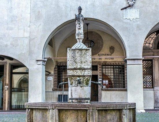 Fontana di San Lucano