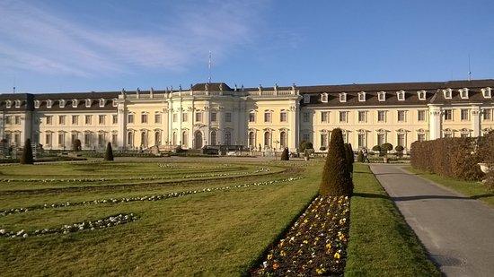 Ludwigsburg Palace (Residenzschloss): The Palace