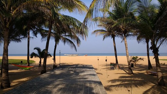 Negombo Beach From Jetwing Hotel